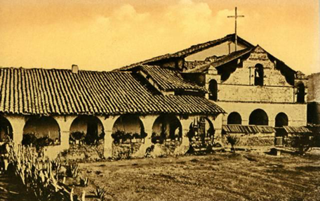 Mission san antonio de padua california spanish missions